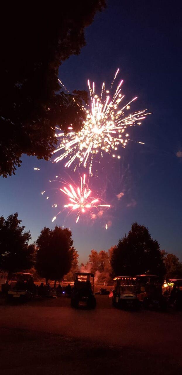 Fireworks at Southwoods